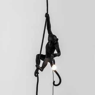 Seletti Monkey Lamps Bring a Slice of Wilderness to Your Outdoors - Photo 3 of 4 -