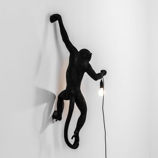 Seletti Monkey Lamps Bring a Slice of Wilderness to Your Outdoors - Photo 4 of 4 -