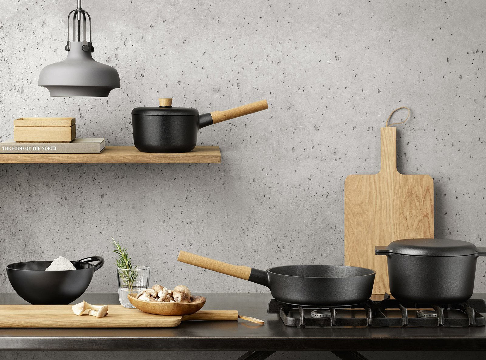 Photo 1 of 5 in The Nordic Kitchen Series
