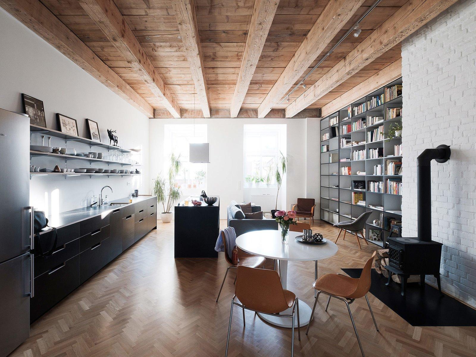TRN Apartment  Kitchen Love by Gessato