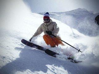 Best Freeriding Ski Gear For Winter 2016 - Photo 3 of 13 - Furtis Ski Poles