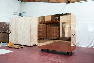The Mauviel Transformer Box By Agence / REV - Photo 1 of 4 -
