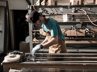 Wagner Custom - The Science And Art Of Building The Perfect Bespoke Skis - Photo 2 of 5 -