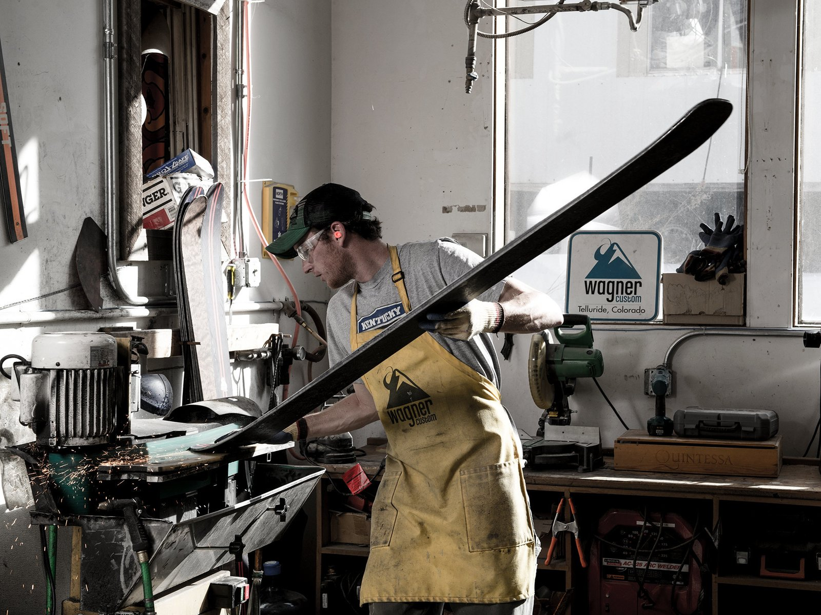 Photo 4 of 6 in Wagner Custom - The Science And Art Of Building The Perfect Bespoke Skis