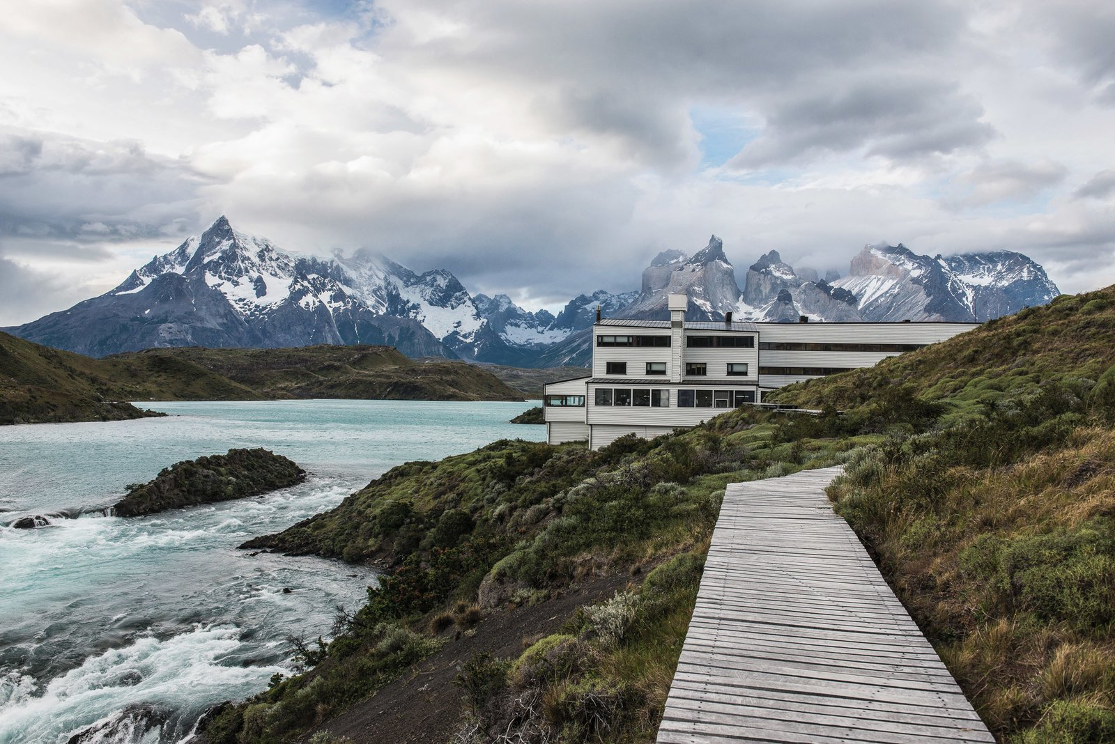 Photo 1 of 9 in Explora Patagonia Hotel – Your New Bucket List Addition