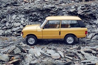 1978 Range Rover Classic Comes To The Reborn Series - Photo 3 of 6 -