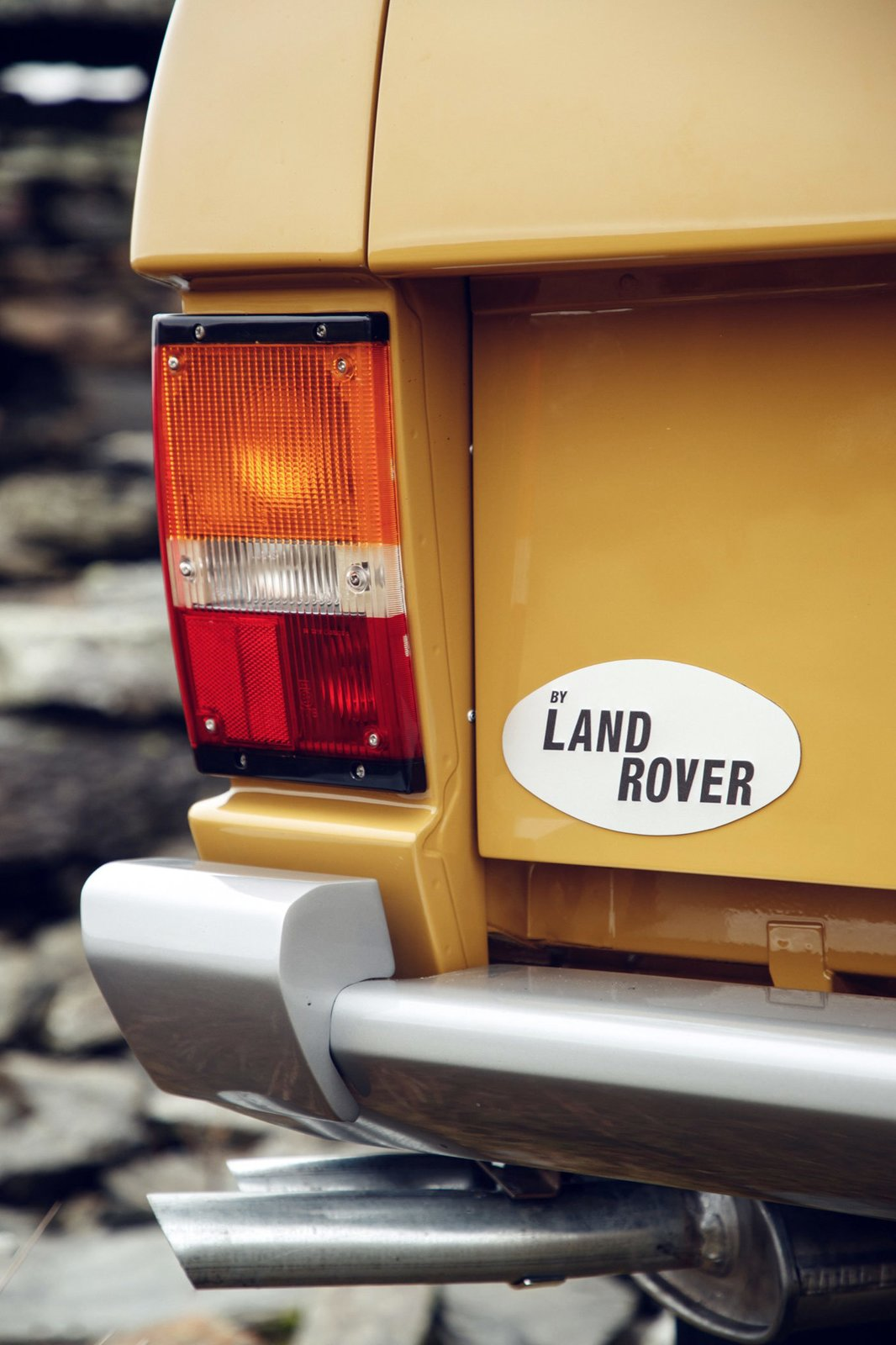 Photo 6 of 7 in 1978 Range Rover Classic Comes To The Reborn Series