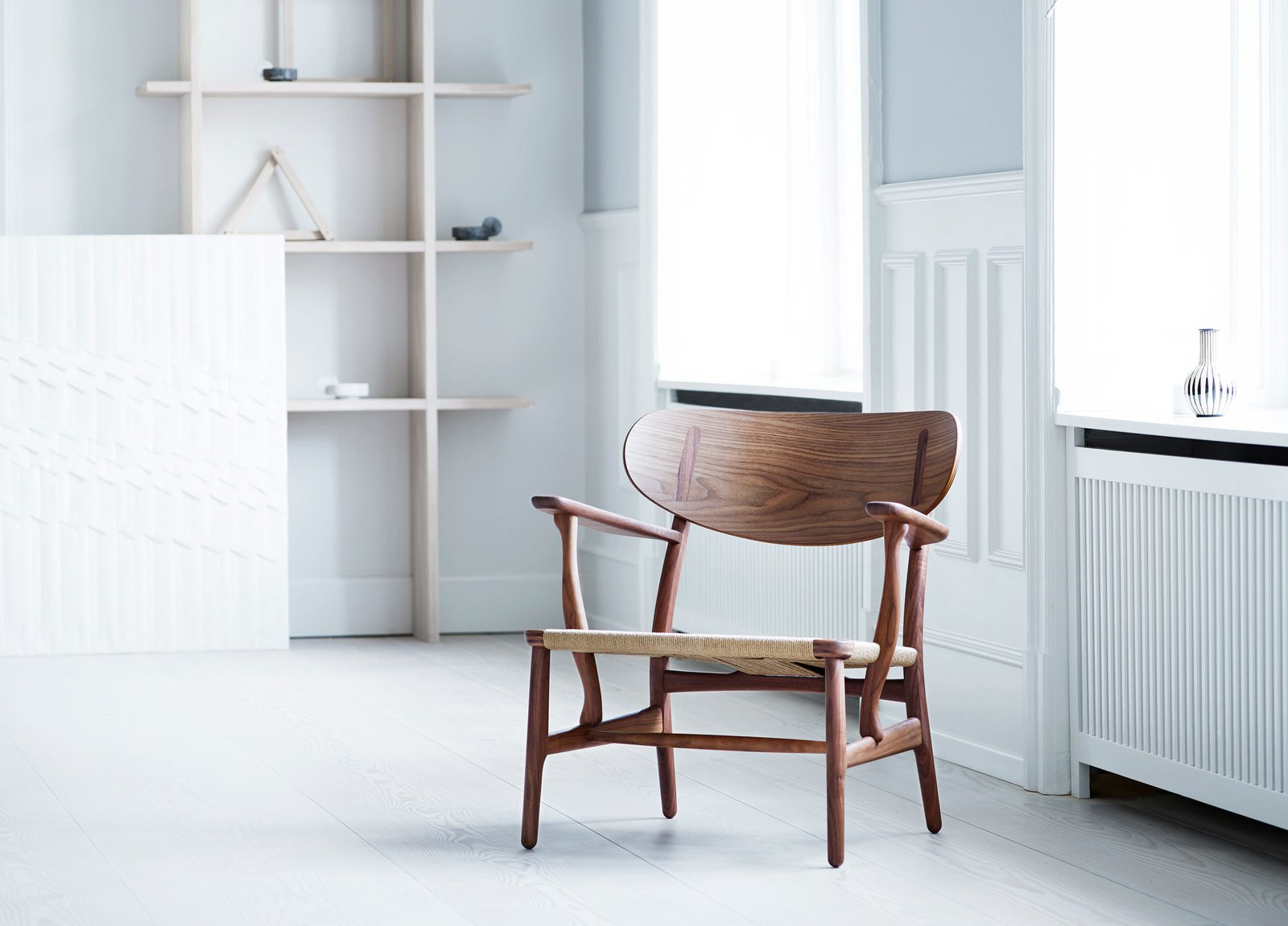 Photo 1 of 7 in CH23 And CH22 Chairs By Hans J. Wegner