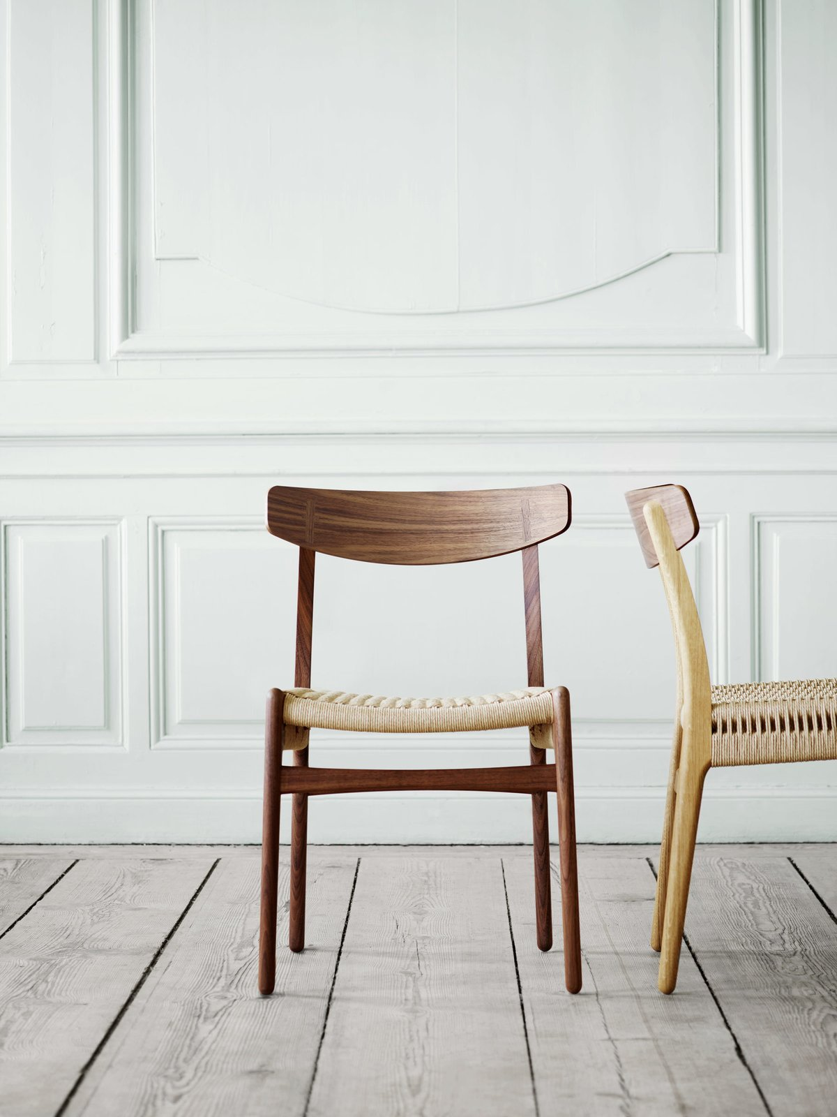 CH23 And CH22 Chairs By Hans J. Wegner - Photo 5 of 7