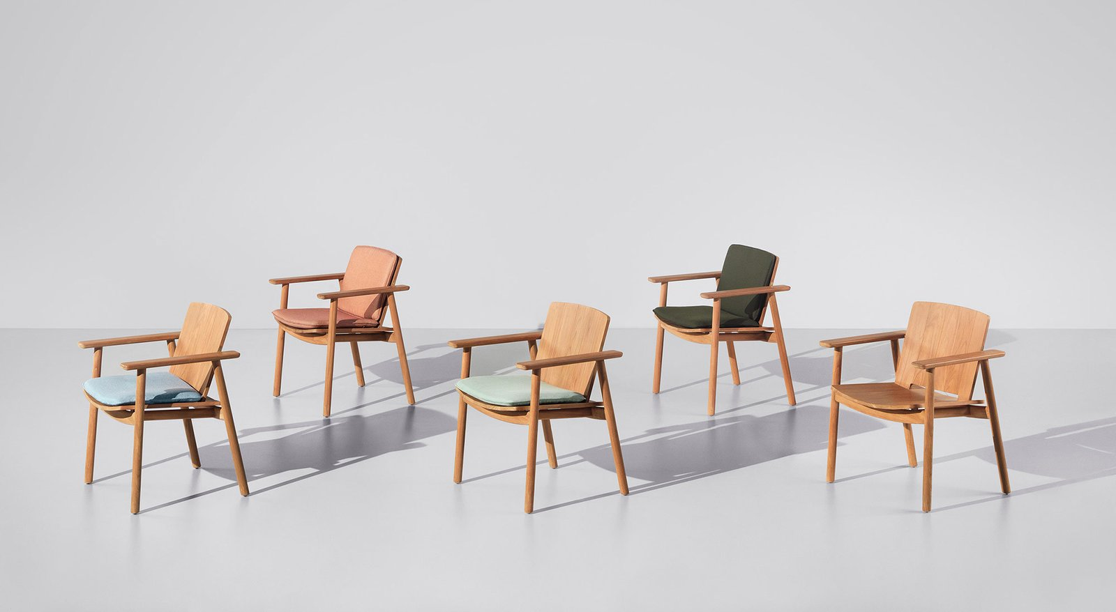 Riva Collection by Jasper Morrison - Photo 1 of 6