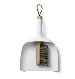 Sweeper and Dustpan