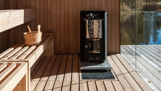 A Floating Sauna In Sweden - Photo 5 of 7 -