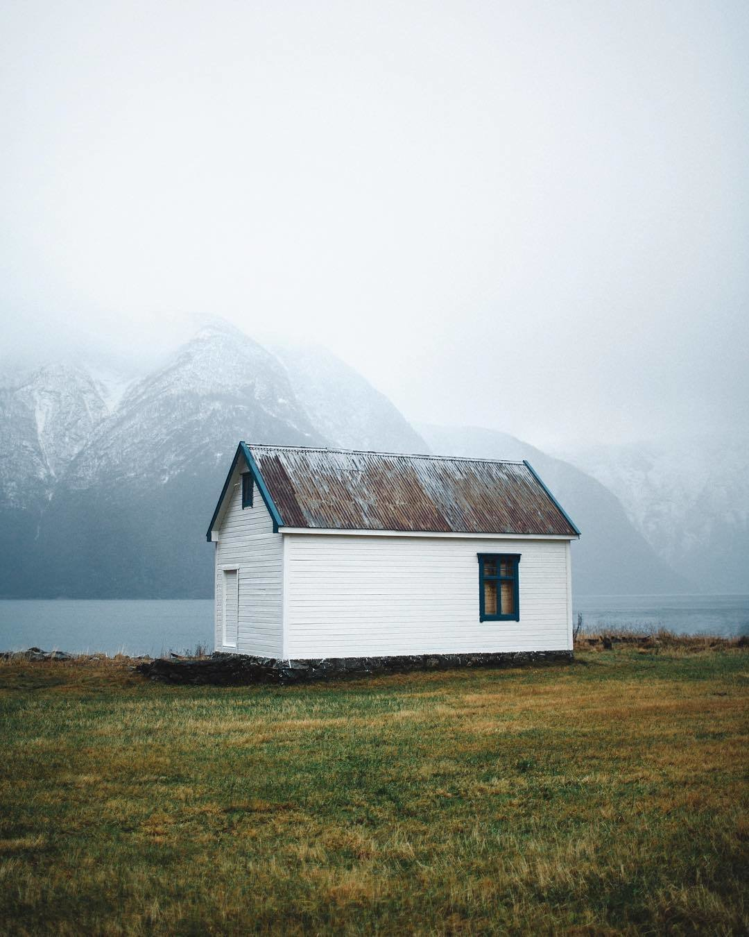 Cabins & Hideouts by Stephen Blake from A Collection of Photographs