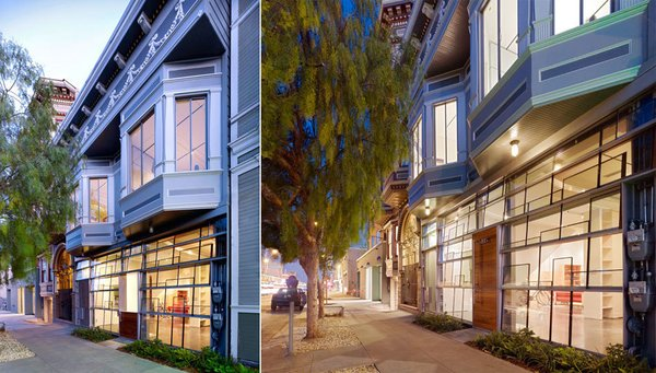#mission #missiondistrict #sanfrancisco #glass #windows Photo 7 of Mission House modern home