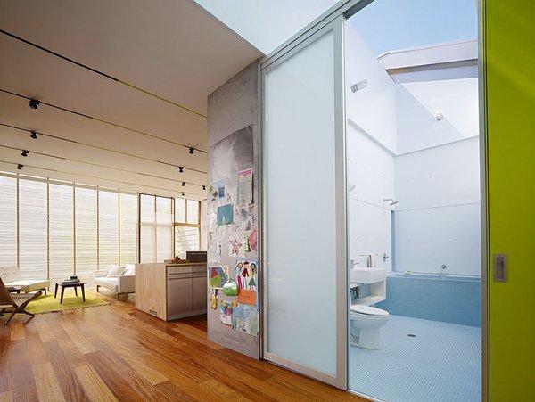 #mission #missiondistrict #sanfrancisco #bathroom #livingroom Photo 5 of Mission House modern home