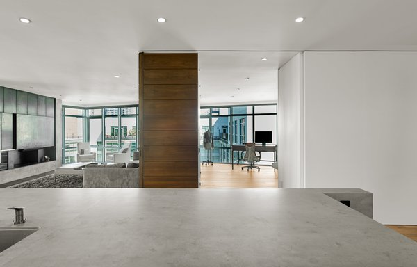 Modern home with kitchen. Photo 6 of SOMA:Penthouse