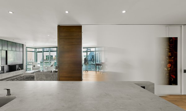 Modern home with living room. Photo 8 of SOMA:Penthouse