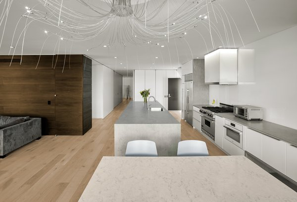 Modern home with dining room. Photo 5 of SOMA:Penthouse