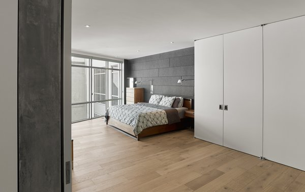 Modern home with bedroom. Photo 13 of SOMA:Penthouse