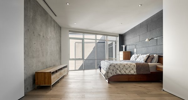 Modern home with bedroom. Photo 14 of SOMA:Penthouse