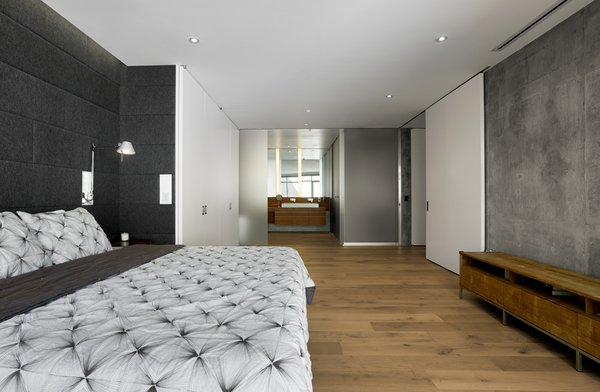 Modern home with bedroom. Photo 16 of SOMA:Penthouse