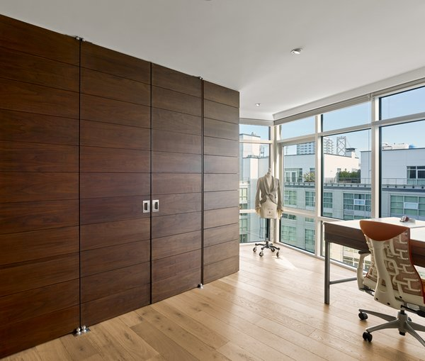 Modern home with office. Photo 12 of SOMA:Penthouse