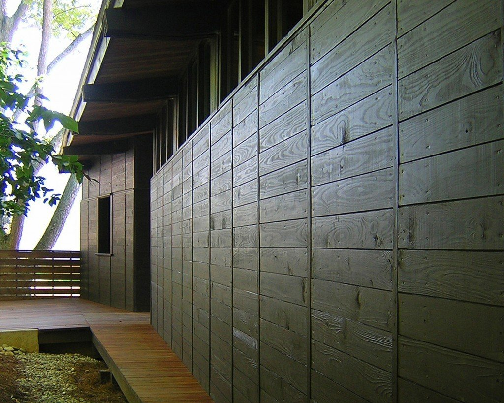 #yewdell #botanicalgarden #gheens #barn #gheensbarn #crestwood #kentucky #peytonsamuelheadtrust #pavilion #yewdellbotanicalgarden #sustainable #lowtech #tress #glass #dimensionallumber #exterior #architecture #modern #outside #outdoor #barn #wood #woodwall  Yew Dell Botanical Gardens & Peyton Samuel Head Trust Pavilion by Architecture