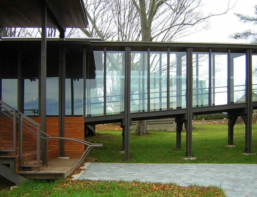 #yewdell #botanicalgarden #gheens #barn #gheensbarn #crestwood #kentucky #peytonsamuelheadtrust #pavilion #yewdellbotanicalgarden #sustainable #lowtech #tress #glass #dimensionallumber #exterior #architecture #modern #outside #outdoor #barn #wood #windows