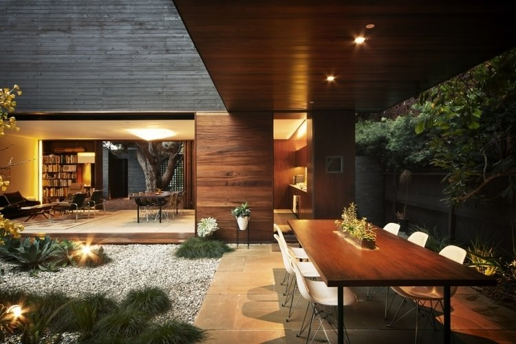 #Sebastian Mariscal #landscape #exterior #interior #Eames #livingroom #diningroom