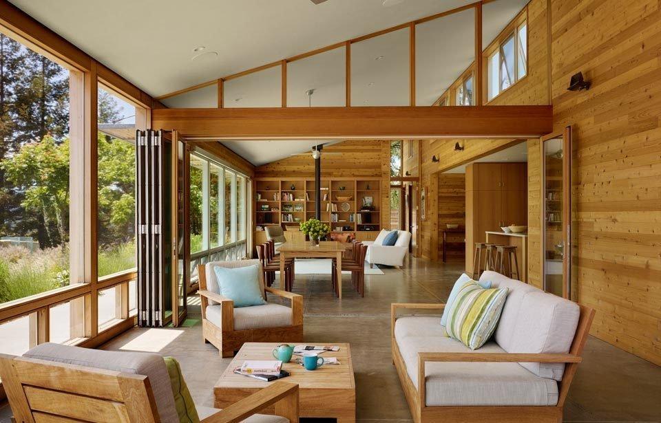 #TurnbullGriffinHaesloop #indoor #interior #livingroom #diningroom #window #light