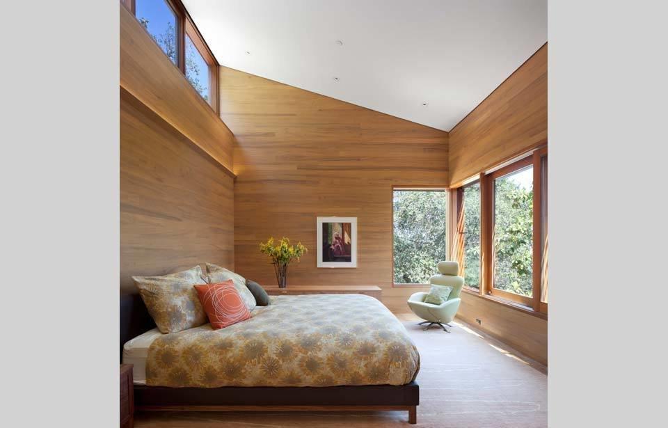 #TurnbullGriffinHaesloop #interior #inside #bedroom  Kentfield Residence by Turnbull Griffin Haesloop Architects
