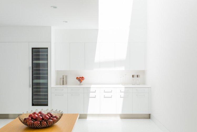 #danbrunn #zigzag #residence #beachfront #venice #california #kitchen #interior