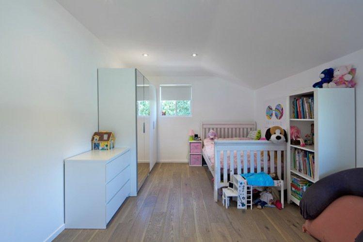 #danbrunn #hayvenhurst #residence #remodel #losangeles #california #kids #kidsroom #interior  Hayvenhurst Remodel by DBArchitecture