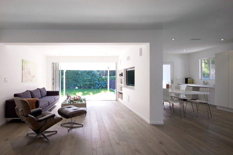 #danbrunn #hayvenhurst #residence #remodel #losangeles #california #kitchen #livingroom #interior  Hayvenhurst Remodel by DBArchitecture