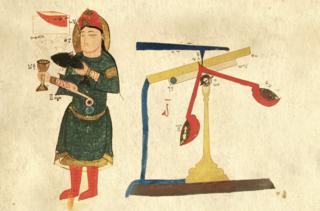 Products We Love: The Dyson 360 Eye - Photo 2 of 3 - Image from The Book of Knowledge of Ingenious Mechanical Devices by 12th-century scholar Badīʿ az-Zaman Abū l-ʿIzz Ismāʿīl ibn ar-Razāz al-Jazarī.