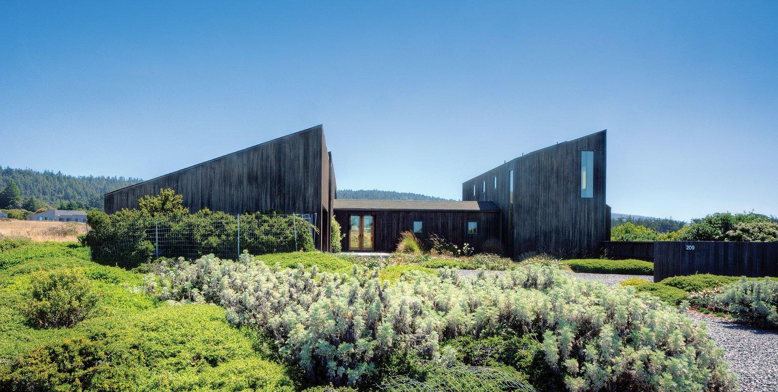 Sea Ranch House  Sea Ranch by DAVE MORIN