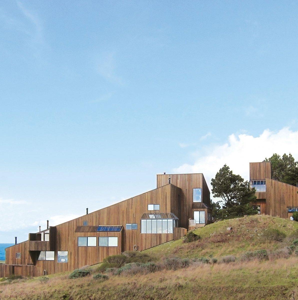 Charles Moore at Sea Ranch  Sea Ranch by DAVE MORIN