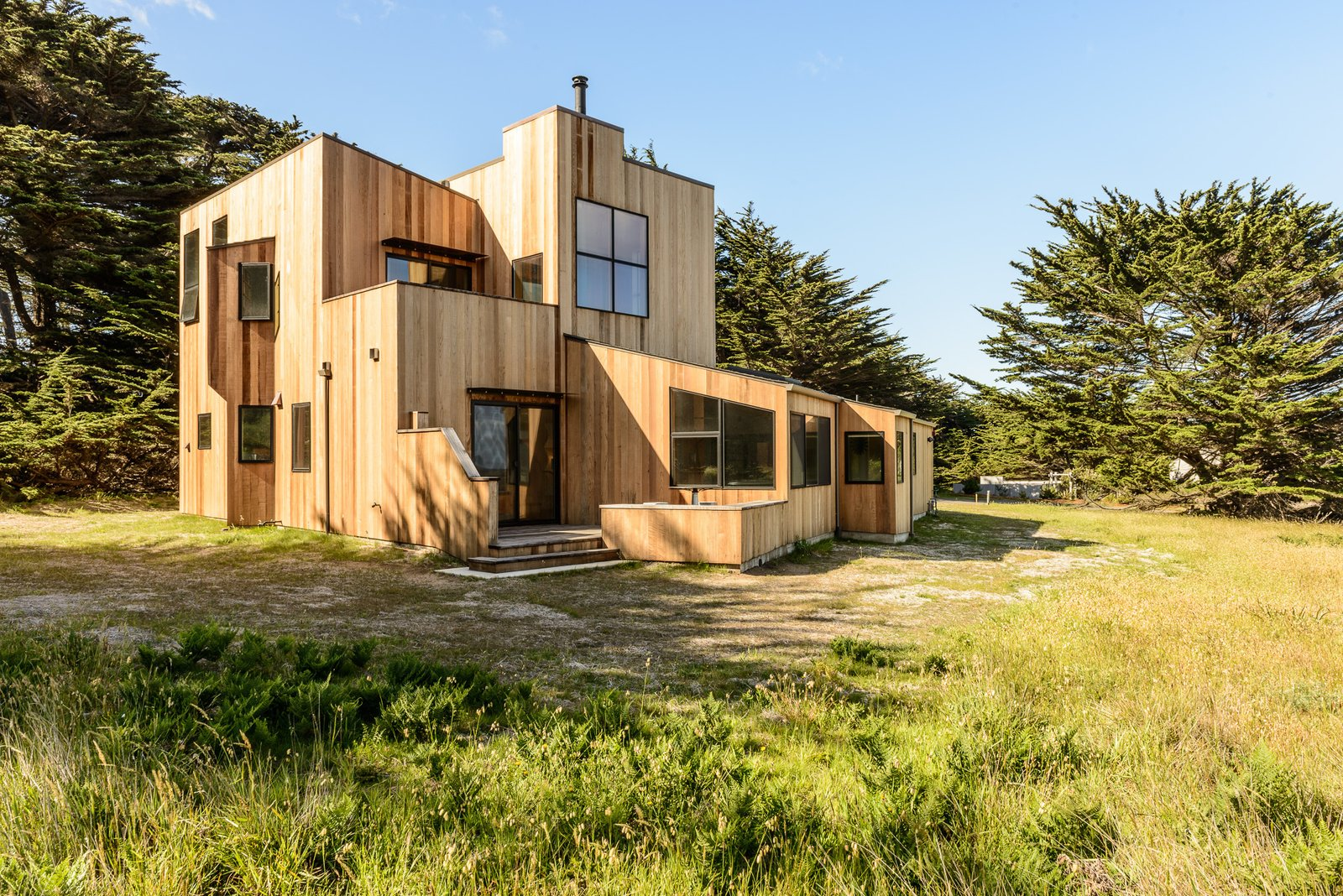 Sea Ranch House  Sea Ranch by DAVE MORIN