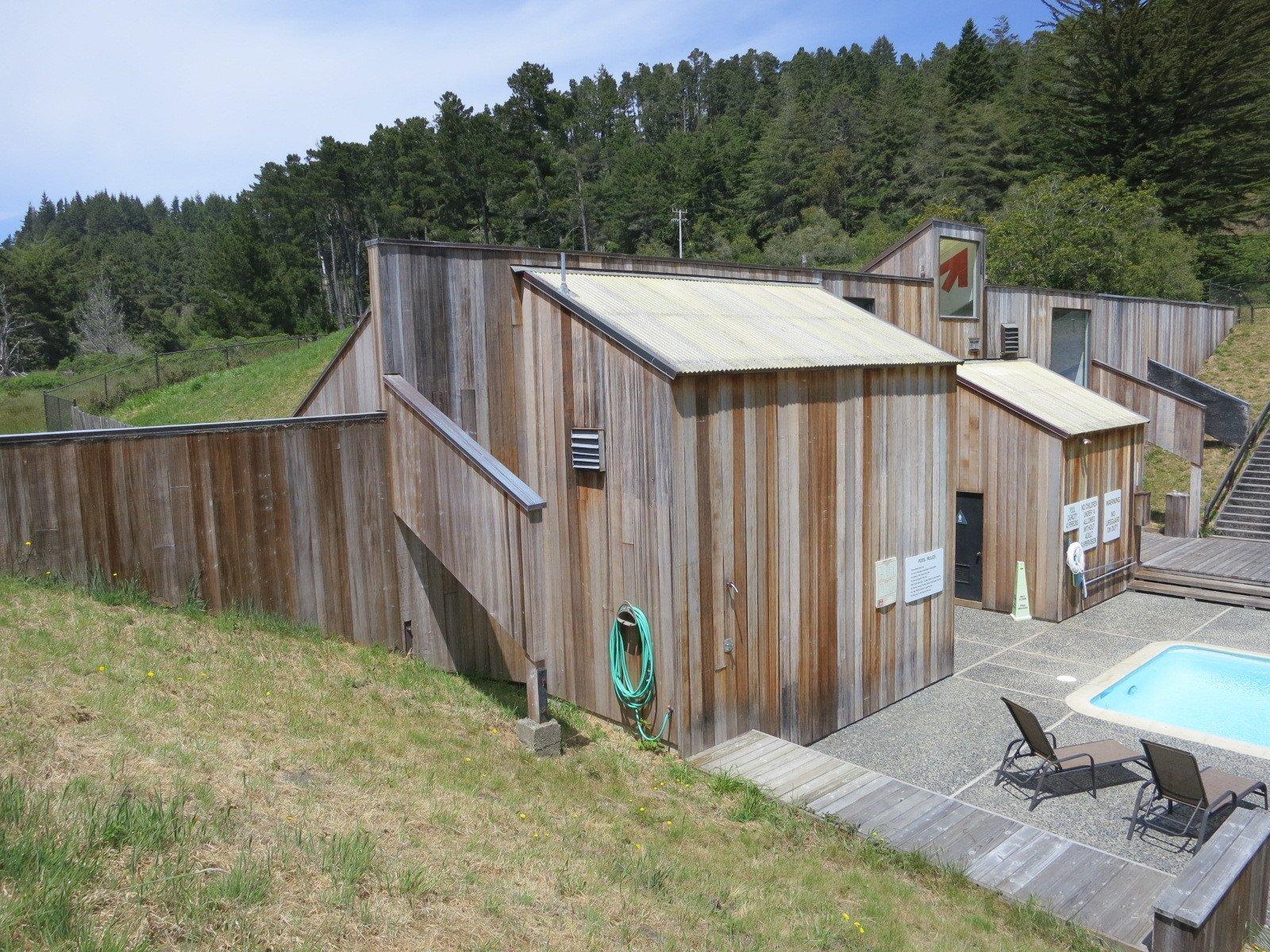 Sea Ranch Recreation Center  Sea Ranch by DAVE MORIN