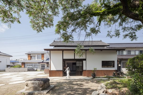 Saved From Demolition, a Japanese Sake Warehouse Sees a Second Life