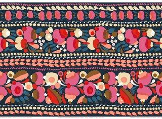"Marimekko's Tuppura (""cottongrass""), designed by Aino-Maija Metsola."