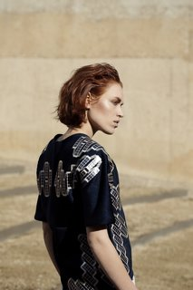 Could Solar Panels and LEDs Be Fashion's Next Must-Have Accessories? - Photo 2 of 4 - Pauline Van Dongen's Solar Shirt uses 120 thin-film solar cells integrated directly into the fabric to generate up to 1 watt of electricity to keep devices charged.