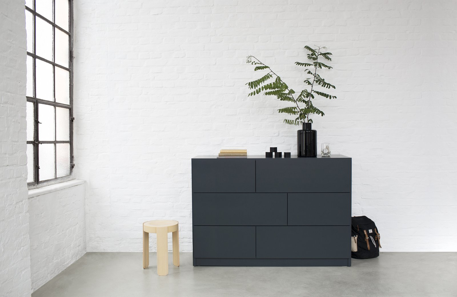 Hem customizable drawers  Shape-Shifters: Modular Furniture by Heather Corcoran