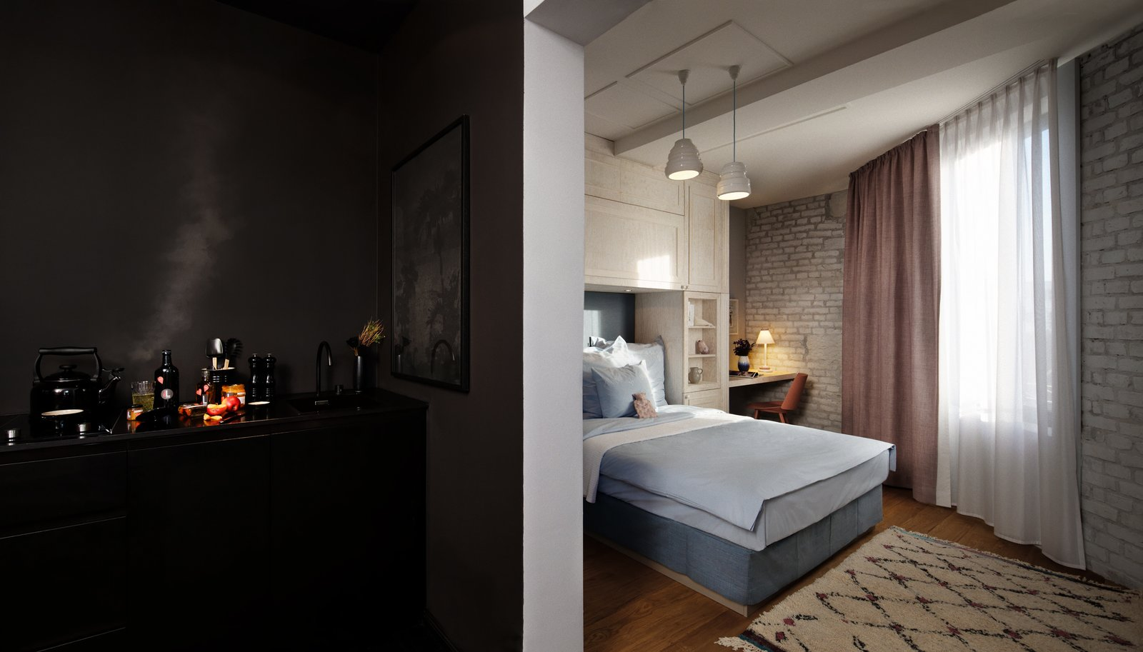 Inspired By The Sharing Economy, This Frankfurt Hotel Feels Just Like Home    Photo 1