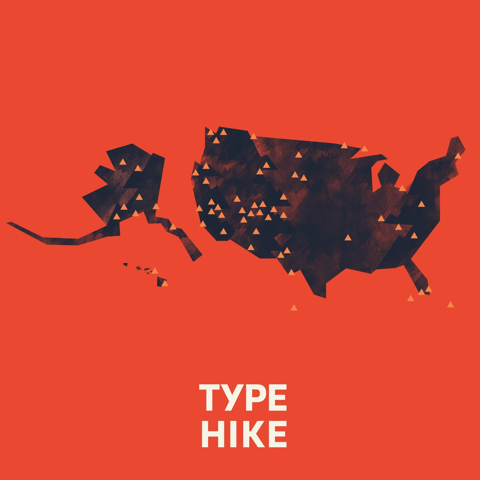 "To celebrate the centennial of the U.S. National Park Service, designers James Louis Walker and David Ryejol created the project Type Hike, in which they partnered with 59 designers, letterers, type designers, and studios to each create a custom typography-based graphic for one of the nation's parks. They were given some basic guidelines such as color, size, and a request to focus on the park name itself. Most of the type is hand-drawn by the designers.  ""When we conceived the project we were looking for an outlet to use design as a positive response to the negative, divisive mood swing our country is currently experiencing,"" Ryejol and Walker said in a statement. ""We have always strongly believed that as designers we are obligated to use our talents to make the word a more beautiful place, and celebrating our National Parks presented the perfect opportunity to do so. Looking forward with optimism to another great century for the park system is one of the main goals for the project.""  The designs will roll out at typehike.com as a series of print posters, shirts, and other apparel, with 100 percent of proceeds going directly to the National Park system."