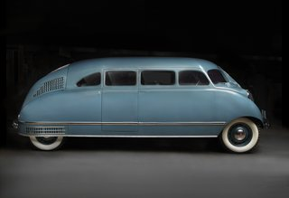 Examining the Architecture of the Art Deco Automobile - Photo 4 of 14 - 1936 Stout Scarab, Collection of Ron Schneider