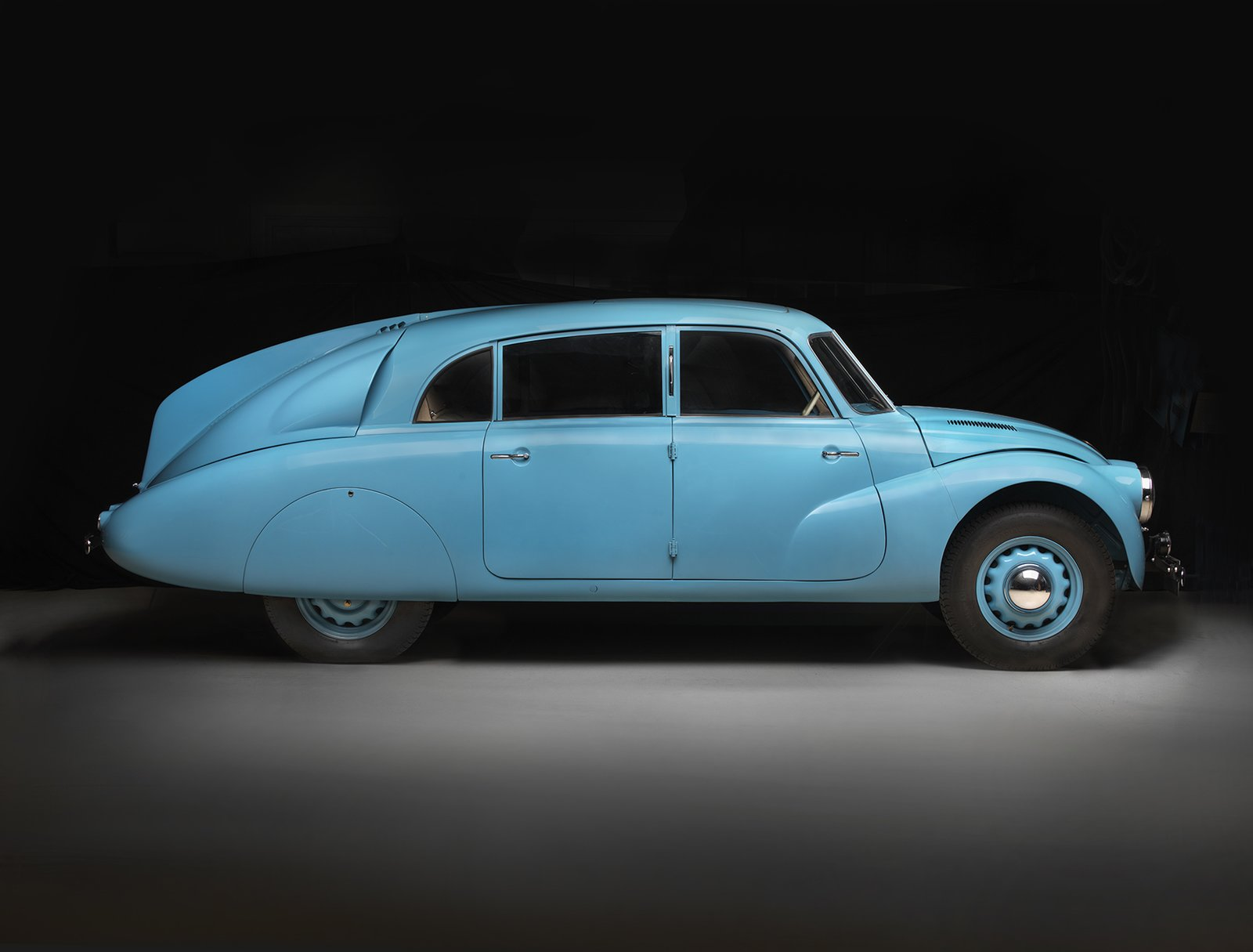 1940 Tatra T87, Collection of Chris Ohrstrom