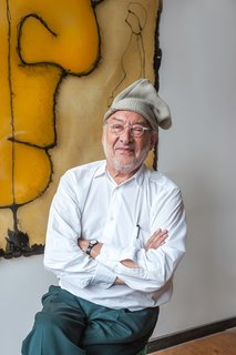 Breaking the Mold: A Conversation With Architect, Artist, and Iconoclast Gaetano Pesce - Photo 1 of 6 - Architect, designer, and artist Gaetano Pesce has made a career of doing things his own way.