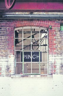 Meet the London Furniture Designers Working in a Reclaimed Railway Shed - Photo 11 of 11 - The exterior of the Pinch showroom and studio shows its industrial past.