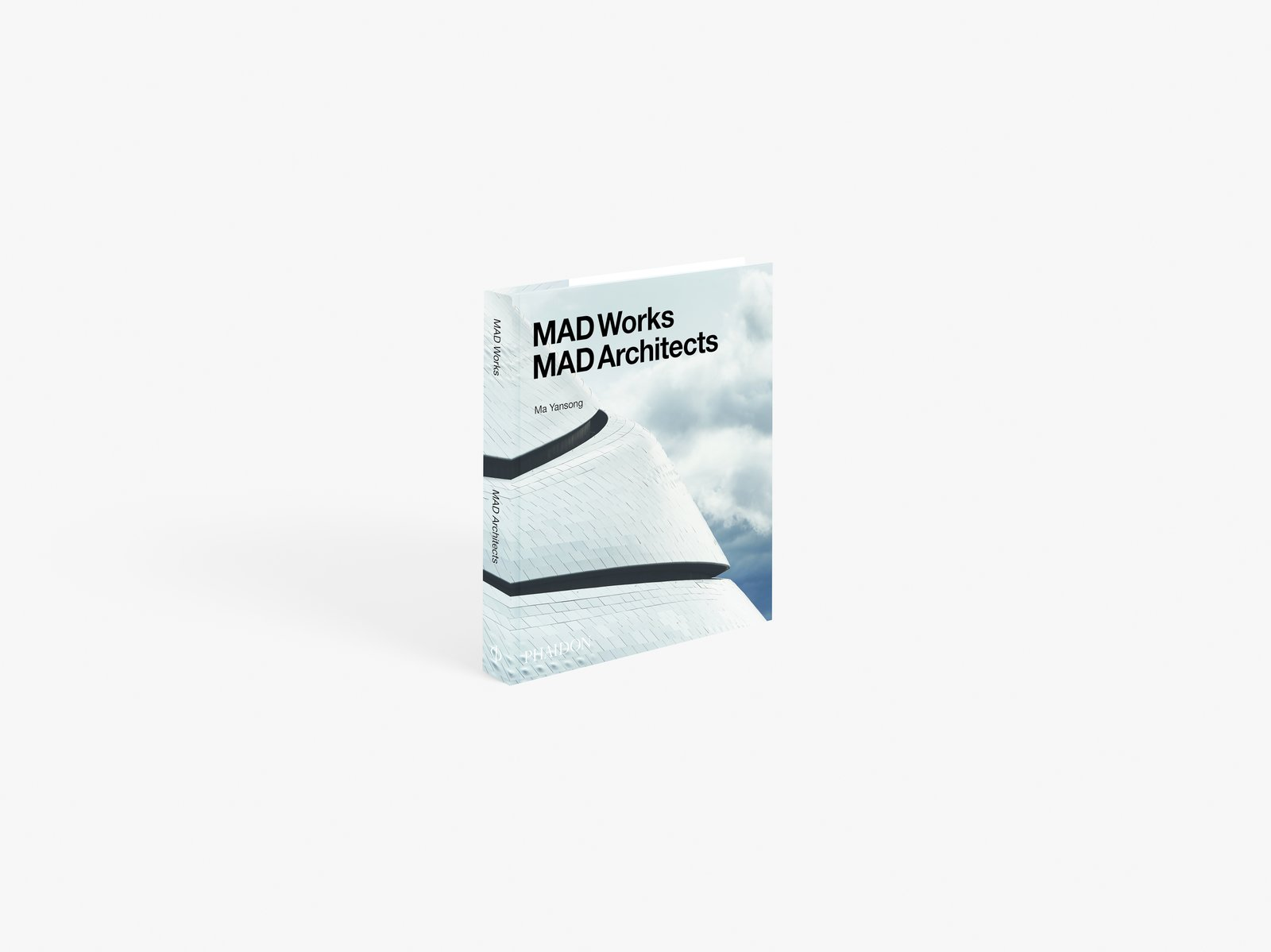 "Available in October 2016 from Phaidon, ""MAD Works"" is the first monograph dedicated to MAD Architects, the boundary-breaking firm founded in 2004 by Ma Yansong. With offices in Beijing and Los Angeles, the firm has made a signature of its futuristic interpretations of nature.   As the architect explains in the book's introduction: ""People often ask what MAD stands for; sometimes I explain it stand for MA Design, but I like MAD (adjective) Architects better. It sounds like a group of architects with an attitude towards design and practice ... MAD is an attitude that works.""  Discover the Fantastical Future Vision of a Beijing Architect by Heather Corcoran"
